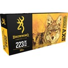 Browning AMMO 223Rem Browning BXV 50G VE (Box 20)