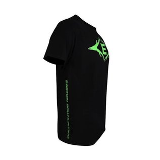 EASTON TECHNICAL PRODUCTS Apparel Easton Toxic Tee Black/Green Black/Green M