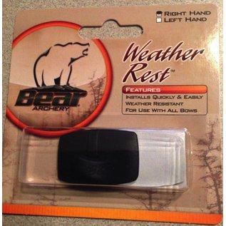 Bear Archery Arrow Rest Bear weather Rest Right Hand