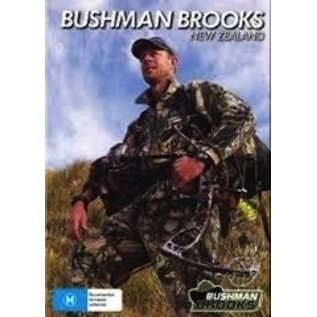 Bushman Brooks DVD Bushman Brooks New Zealand