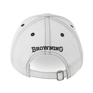 Browning Cap Browning Black/White Logan Cap