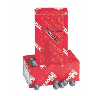 Hornady AMMO BP 36Cal .375 Lead Ball  (Box 100)