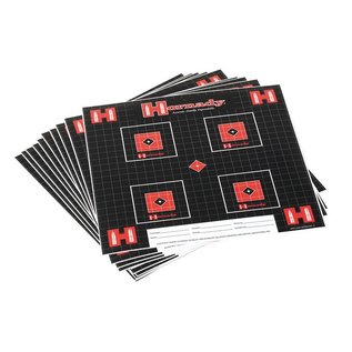 Hornady TGT - Hornady Lock-N-Load Paper Target 10 Pack