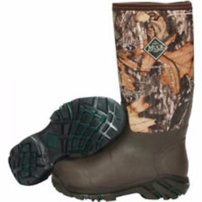 Muck Boot Muck Woody Sport Cool Boot Mossy Oak Country