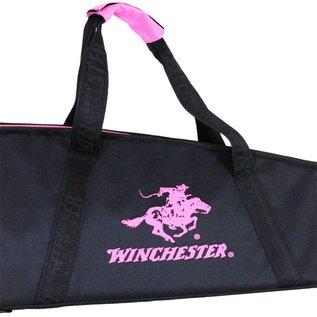 """Winchester Case Gun Winchester Soft Pink Rifle Case 52"""""""