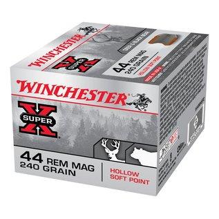 Winchester AMMO 44RM Winchester Super X 240Gr HSP (Box20)