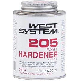 WEST SYSTEM WEST SYSTEM 205A FAST HARDENER 7OZ