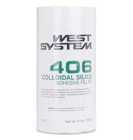 WEST SYSTEM WEST SYSTEM 406 COLLOIDAL SILICA ADHESIVE FILLER 5.5OZ