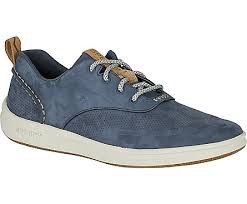 SPERRY SPERRY GAMEFISH CVO NAVY BOAT SHOE (MEN'S)