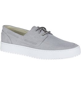 SPERRY SPERRY ENDEAVOR 3-EYE GREY BOAT SHOE (MEN'S)