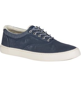 SPERRY SPERRY CUTTER CVO SALT WASHED NAVY SNEAKER  (MEN'S) *CLEARANCE*