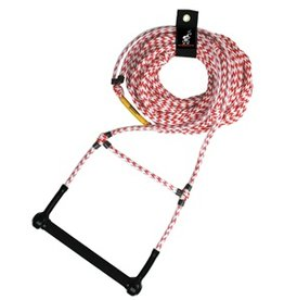 KWIKTEK AIRHEAD TOW ROPE WATERSKI EZ UP SLALOM 75' *CLEARANCE*