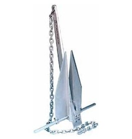 "FORTRESS FORTRESS 10LB ANCHOR FX16 (33""-38"" BOATS)"