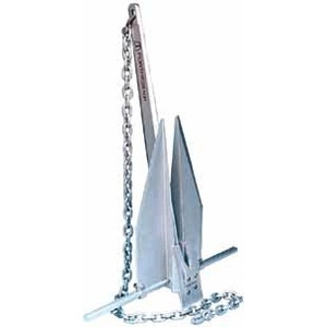 "FORTRESS FORTRESS 21LB ANCHOR FX37 (46""-51"" BOATS)"