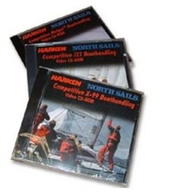 NORTH SAILS VIDEO CD ROM J22 BOATHANDLING *CLEARANCE*