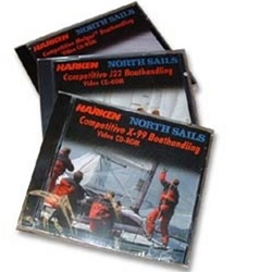 NORTH SAILS VIDEO CD ROM J22 BOATHANDLING