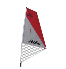 HOBIE® HOBIE® SAIL KIT RED/SILVER (FITS ALL MIRAGE KAYAKS)