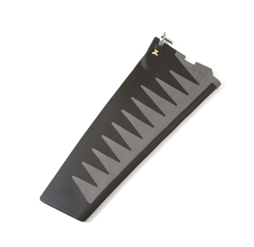 HOBIE® HOBIE MIRAGE SQUARE TIP FIN REPLACEMENT (GRAY)