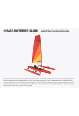 HOBIE® HOBIE MIRAGE ADVENTURE ISLAND SINGLE 16' KAYAK 2018