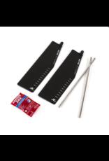HOBIE® HOBIE® MIRAGEDRIVE 180 V2 ST TURBO FIN KIT (BLACK/GREY)