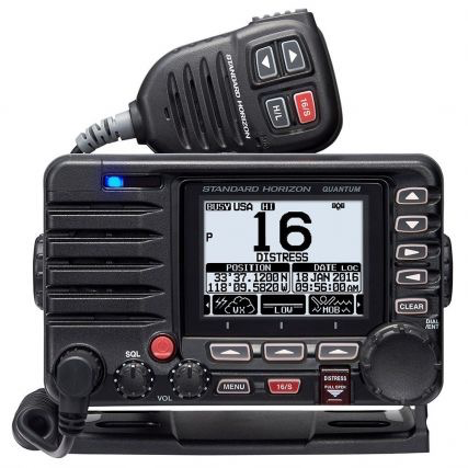 STANDARD HORIZON STANDARD HORIZON QUANTUM BASEMOUNT VHF W/ AIS & GPS GX6000