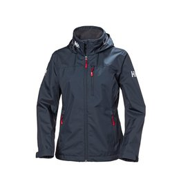 HELLY HANSEN HELLY HANSEN CREW HOODED JACKET (WOMEN'S)