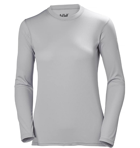 HELLY HANSEN HELLY HANSEN TECH T-SHIRT LONG SLEEVE (WOMEN'S )