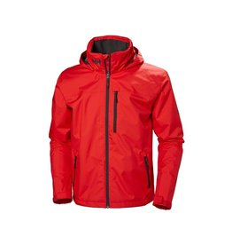 HELLY HANSEN HELLY HANSEN CREW HOODED JACKET (MEN'S)