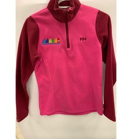 HELLY HANSEN Helly Hansen Daybreaker 1/2 Zip Fleece (WOMEN'S) *CLEARANCE*, Dragonfruit CRW, S