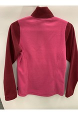 HELLY HANSEN Helly Hansen Daybreaker 1/2 Zip Fleece (WOMEN'S) *CLEARANCE*, Dragonfruit CRW, S