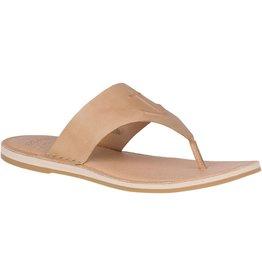 SPERRY SPERRY Seaport Leather Sandal - Tan (WOMEN'S)