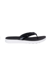 SPERRY SPERRY ADRIATIC THONG SL LTHR - BLACK (WOMEN'S) *CLEARANCE*