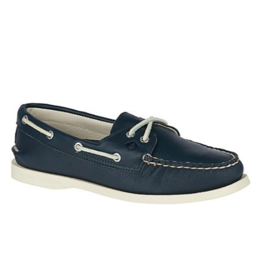 SPERRY SPERRY AUTHENTIC ORIGINAL 2-EYE NAVY (WOMEN'S