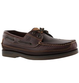 SPERRY SPERRY MAKO AMARETTO MOC BOAT SHOE (MEN'S)