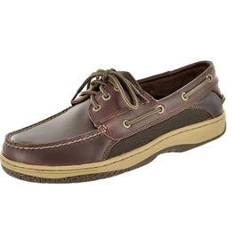 SPERRY SPERRY BILLFISH 3 EYE AMARETTO BOAT SHOE (MEN'S)