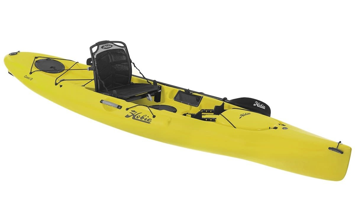 HOBIE® HOBIE QUEST DELUXE SINGLE 11' PADDLE KAYAK