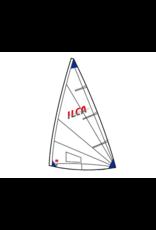 ZIM ILCA 6, NORTH SAIL