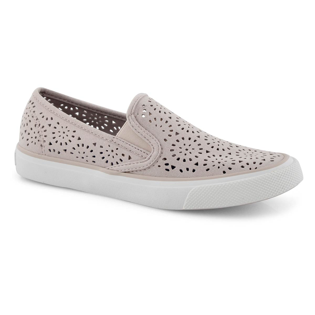 SPERRY SPERRY Seaside Perforated Sneaker - Lilac (WOMEN'S)