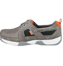 "SPERRY SPERRY SEAKITE SPORTMOC GRAY PERFORMANCE SHOE (MEN""S)"