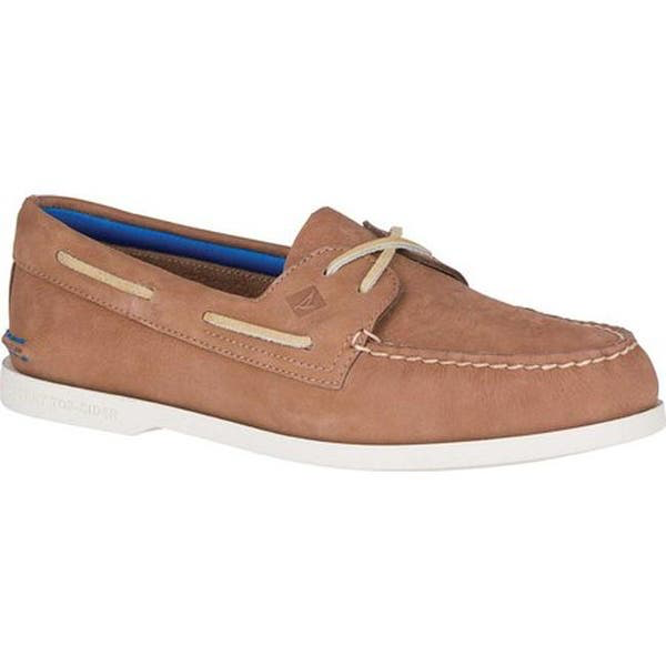 SPERRY SPERRY Authentic Original 2-Eye Tan Plush (Men's)