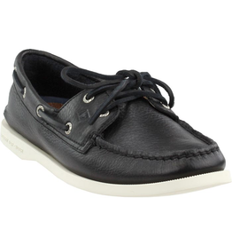 SPERRY SPERRY AUTHENTIC ORIGINAL 2-EYE BLACK (WOMEN'S)