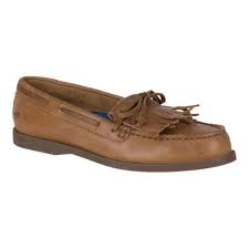 SPERRY Sperry A/O Prima Tan Boat Shoe (WOMEN'S) *CLEARANCE*