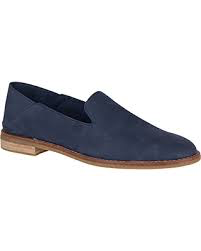 SPERRY Sperry Seaport Levy Loafer - Navy (WOMEN'S)
