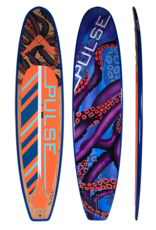"PULSE PULSE TRADITIONAL 11""4"" STANDUP PADDLEBOARD PACKAGE (OCTO)"