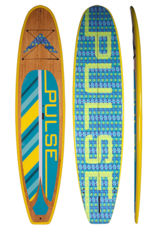 "PULSE PULSE TRADITIONAL 11""4"" STANDUP PADDLEBOARD PACKAGE (REPORT)"