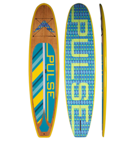 """PULSE PULSE TRADITIONAL 11""""4"""" STANDUP PADDLEBOARD PACKAGE (REPORT)"""