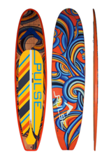 """PULSE PULSE TRADITIONAL 11""""4"""" STANDUP PADDLEBOARD PACKAGE (KELSO)"""
