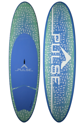 "PULSE PULSE REC-TECH 11"" STANDUP PADDLEBOARD ONLY (STANCE)"
