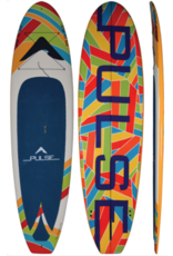 "PULSE PULSE TRADITIONAL 10""4"" STANDUP PADDLEBOARD PACKAGE (WIGGLER)"