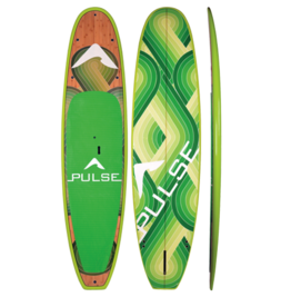 "PULSE PULSE TRADITIONAL 11""4"" STANDUP PADDLEBOARD PACKAGE (THROWBACK)"
